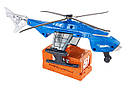 Вертолет Хот Вилс Hot Wheels Super S. W. A. T. Copter Vehicle, фото 4