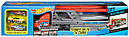 Автовоз Хот Вилс пускатель перевозчик мега тягач Hot Wheels Rig City Blastin, фото 4