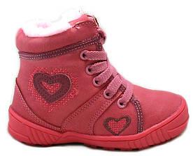 Дитячі зимові черевики Clibee Румунія (розміри 20-25)