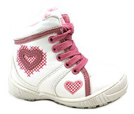 Детские зимние ботинки Clibee Румыния (размеры 20-25)