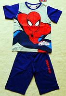 Комплект, пижама детская Человек Паук  Disney