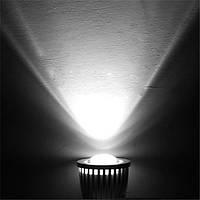 Светодиодная лампа MR16 5W GU10 COB High Power 220В Холодный белый