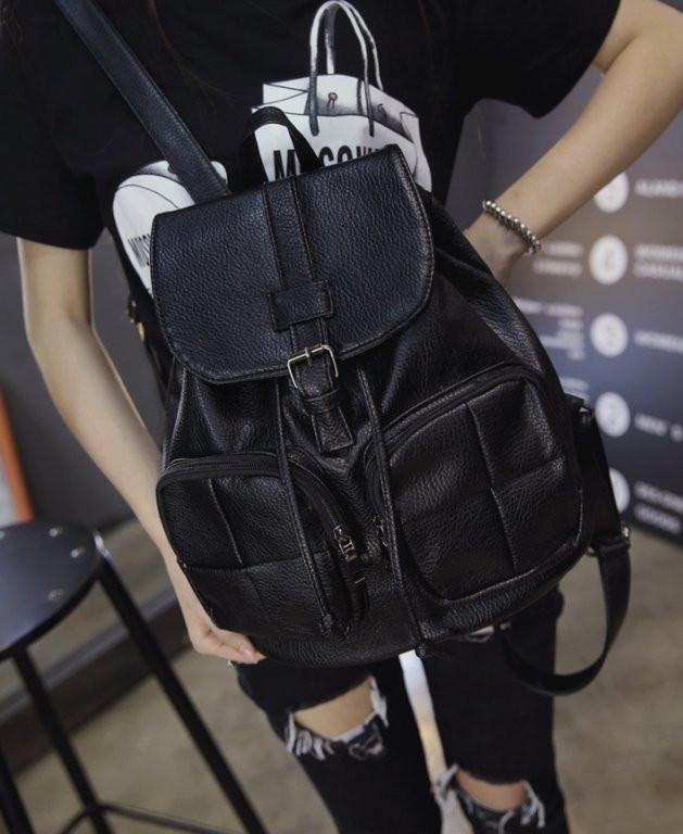 Стильный ретро рюкзак
