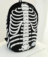 Уникальный рюкзак скелет