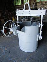 Ковш литейный разливочный в металлургии