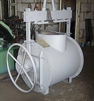 Ковш разливочный Барабанный в металлургии