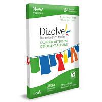 Dizolve eco-strips пластинки для стирки без запаха 32 шт