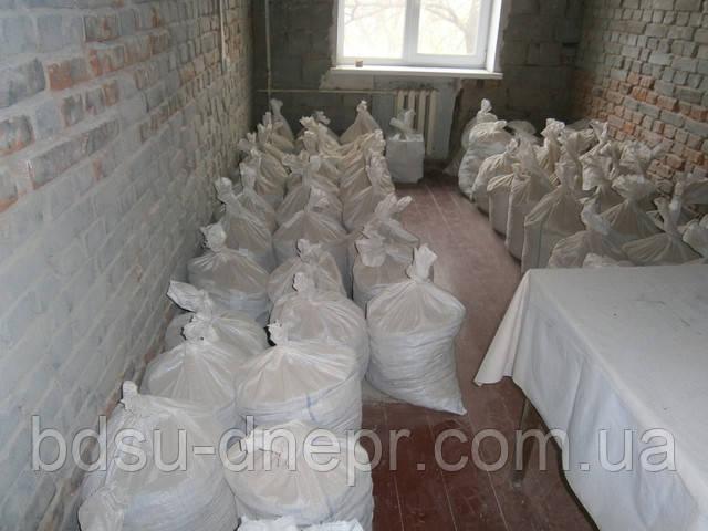 Сбор, фасовка и вынос мусора с последующей погрузкой на КамАЗ
