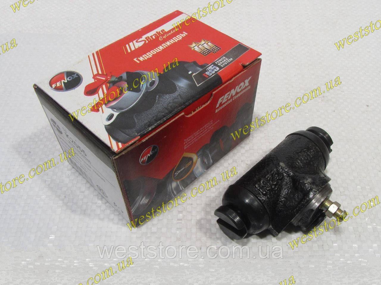 Цилиндр тормозной задний рабочий ЗТЦ Ваз 2101 2102 2103 2104 2105 2106 2107 Фенокс Fenox K2055C3