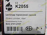 Цилиндр тормозной задний рабочий ЗТЦ Ваз 2101 2102 2103 2104 2105 2106 2107 Фенокс Fenox K2055C3, фото 4