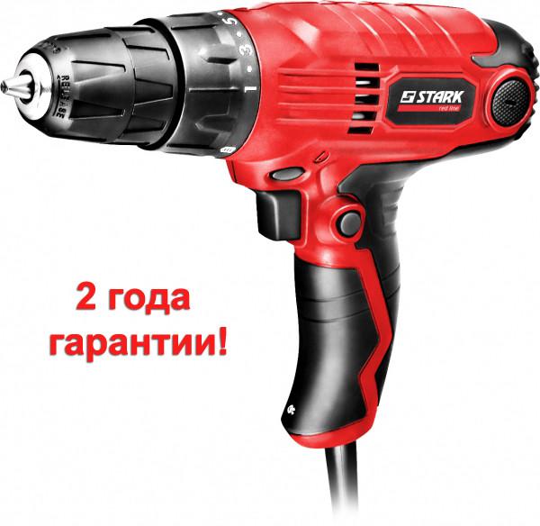 Сетевой шуруповерт Stark EDC 650 Profi