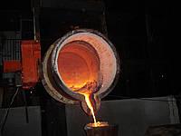 Ковш разливочный с Электроприводом в металлургии