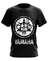 Стильная мужская футболка YAMAHA