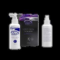 Лосьон-Спрей для роста волос Minox 10 (мужской ) 2шт*50 мл 4820146410084