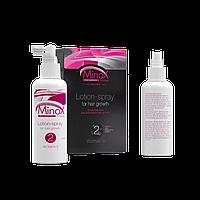 Лосьон-Спрей для роста волос Minox 2 (женский) 2шт*50мл, 4820146410060