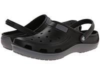 Оригинальные мужские кроксы Crocs Duet Wave Clog