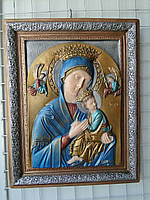 Матір Божа Неустанної Помочі в рамці
