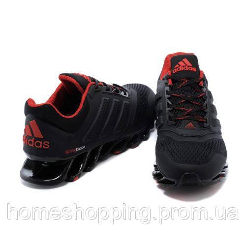 08641c75 Купить Кроссовки мужские Adidas Springblade Drive 2.0 Men Black/Red ...
