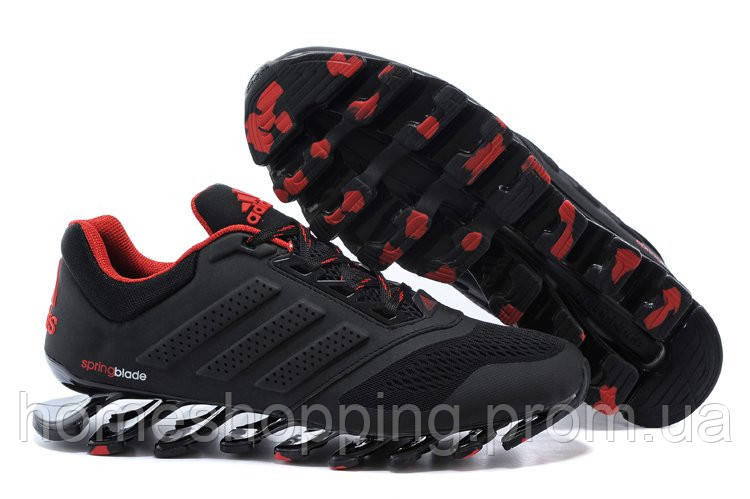 Кроссовки  мужские Adidas Springblade Drive 2.0 Men Black/Red
