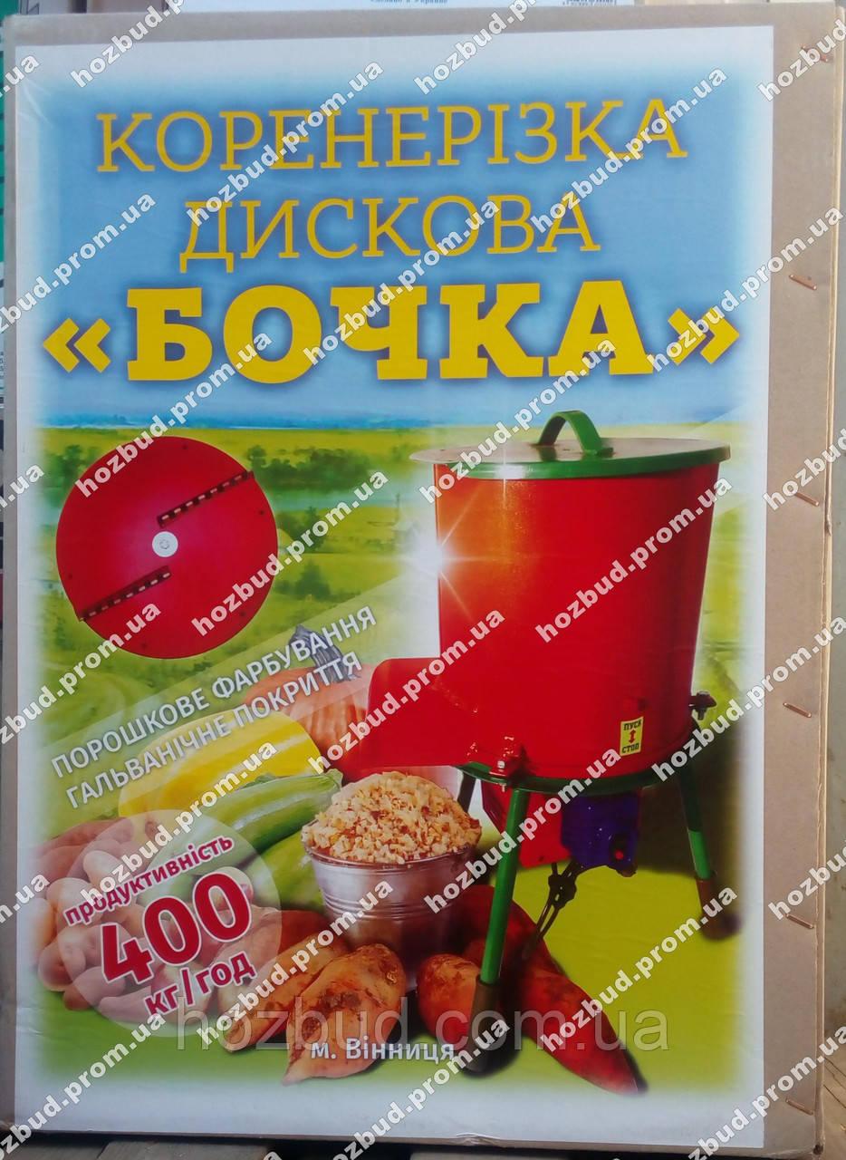 Корморезка електрична Бочка (пр. Вінниця)