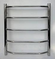Полотенцесушитель водяной Warm-shine Трапеция-1 40х60, боковой