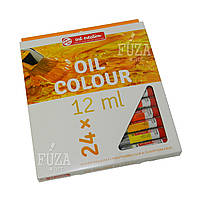 Набор масляных красок Art Creation, 24 цв. по 12 мл, ROYAL TALENS, Нидерланды