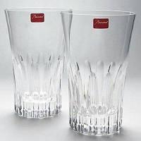 Набор  хрустальных стаканов Baccarat