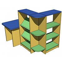 """Стенка игровая 20 """"Магазин"""". Мебель для школы. Мебель для детского сада"""