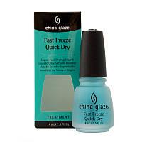 China Glaze Fast Freeze™ Quick Dry Сушка лака быстрого действия 59мл.