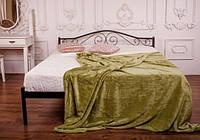 Кровать полуторная металлическая Элис