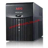 Источник бесперебойного питания AEG UPS Protect alpha 1200 VA / 600 W (6000014749)