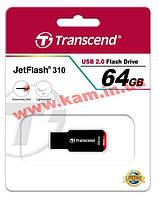 USB накопитель Transcend JetFlash 310 64GB (TS64GJF310)