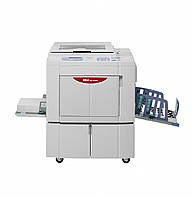 Ризограф Riso ME 9350 печать в два цвета за один проход.