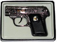 """Зажигалка настольная """"Пистолет"""""""