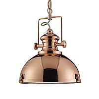 Светильник потолочный купол Loft [ Industrial Pendants ] (copper), фото 1