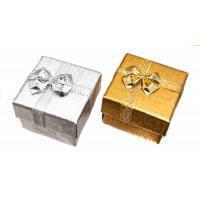 Коробочка для колец Золото-Серебро