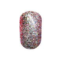 Гель краска My Nail №69 (прозрачная с разноцветными блестками), 5 ml