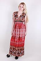 Модный легкий женский летний сарафан