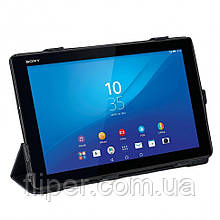 Смарт чехол книжка Stenk Evolution для Sony Xperia Z4 Tablet черный