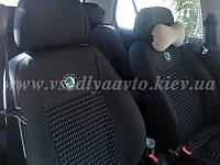 Авточехлы SKODA Octavia A7 (Шкода Октавия А7) 2012- гг.