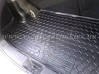 Коврик в багажник NISSAN Juke 2013 г.(Автогум AVTO-GUMM) полиуретан