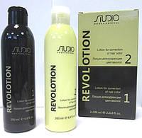 Kapous Professional Лосьон для коррекции цвета волос RevoLotion линии Studio Professional 200+200 мл