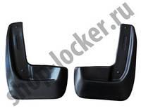 Брызговики Skoda Rapid лифтбэк с 2012 г. передние (Lada Locker)