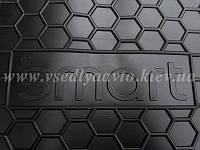 "Коврик в багажник SMART 452 Roadster (пластик+резина) ""AVTO-GUMM"""