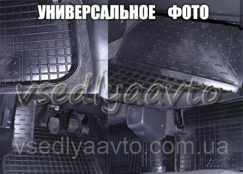 Передние коврики MERCEDES GLC (X253) с 2015 г. (AVTO-GUMM)