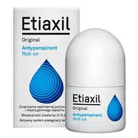 Антиперспирант Etiaxil Original для чувствительной кожи, 15 мл 5701943011140