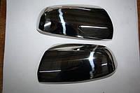 Opel Zafira B Накладки на зеркала (нерж.) 2 шт.
