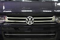 OMSA VW T5 Transporter накладки на решетку