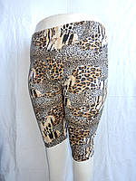 Капри женские тигр 010
