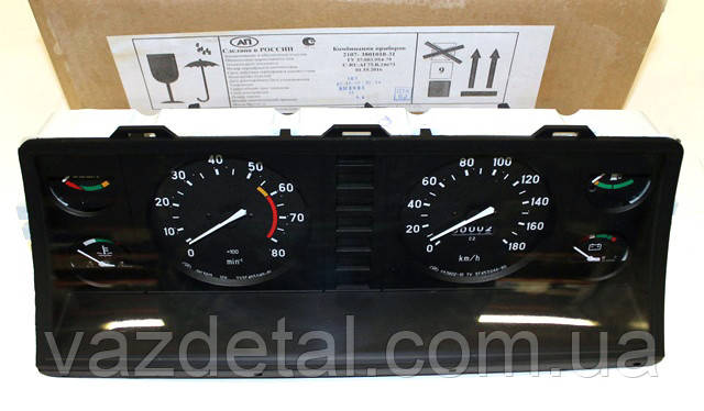 Комбинация приборов ВАЗ 2107 ин.(155.3801010) АП